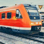 rail car windshields