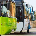 transit vehicle windshields