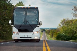 Charter Bus & Motor Coach Windshields and Side Glass | Coach Glass®