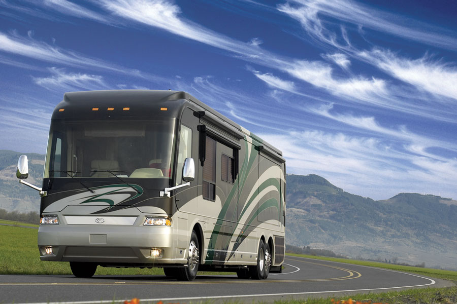 RV Glass | Windshields & Side Glass | Coach Glass®
